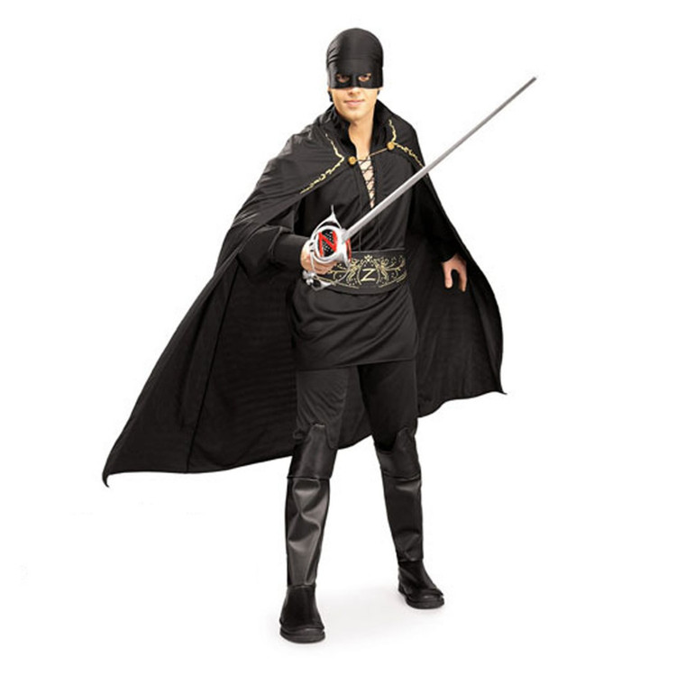Zorro Mens Costumes