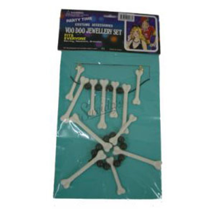 Voodoo Set   Witch Bone Doctor Set