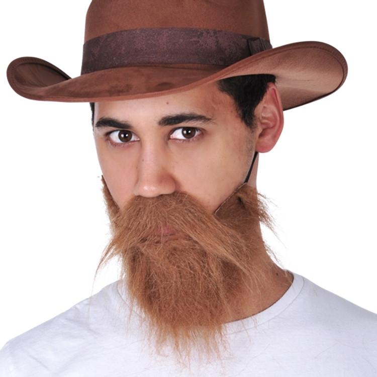 Beard & Mo - Brown