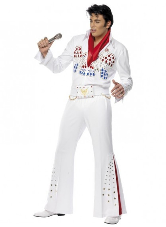 Elvis American Eagle Mens Costumes