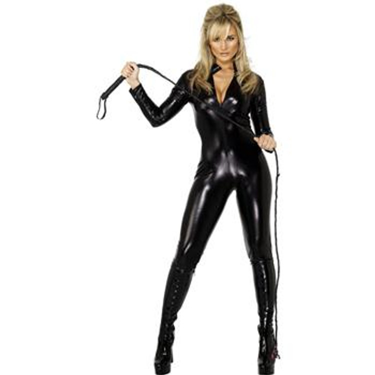 Miss Whiplash Womens Costume