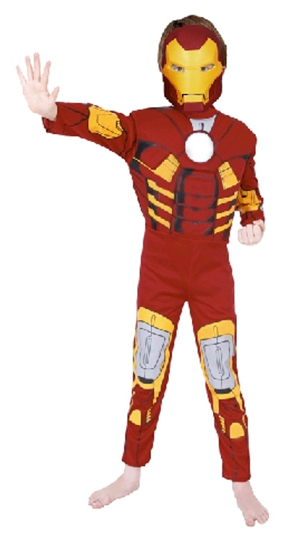 Ironman Premium Boys Costumes