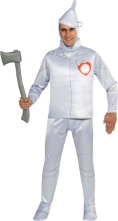 Tin Man Wizard of Oz Mens Costumes