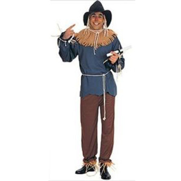Scarecrow Wizard of OZ Mens Costumes