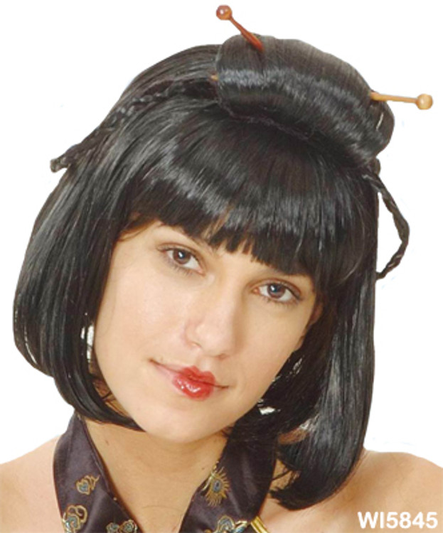 Oriental Geisha Bob Wig