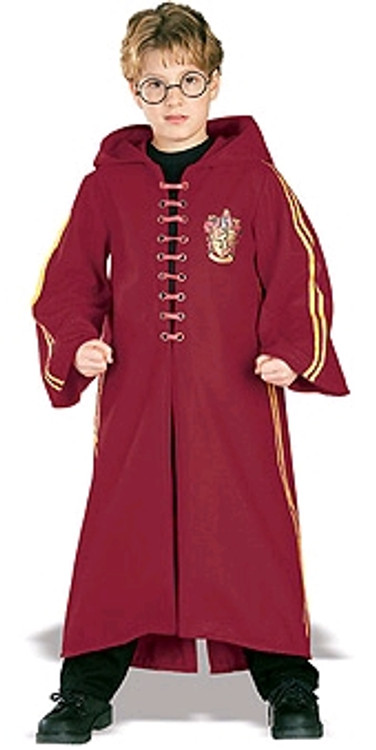Harry Potter Quidditch Deluxe Robe Costume