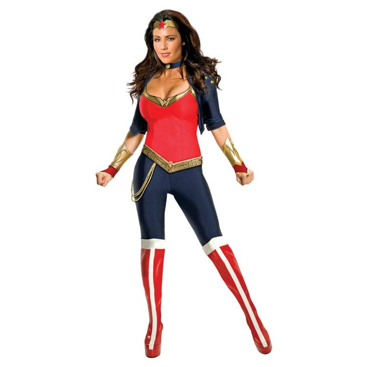 Wonder Woman Womens Costumes