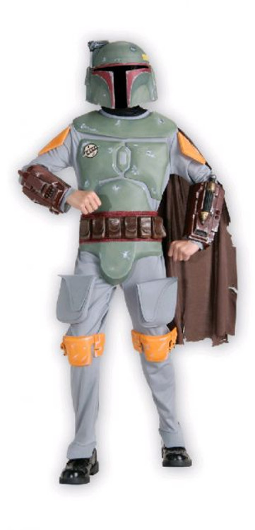Star Wars -  Boba Fett Child Costume