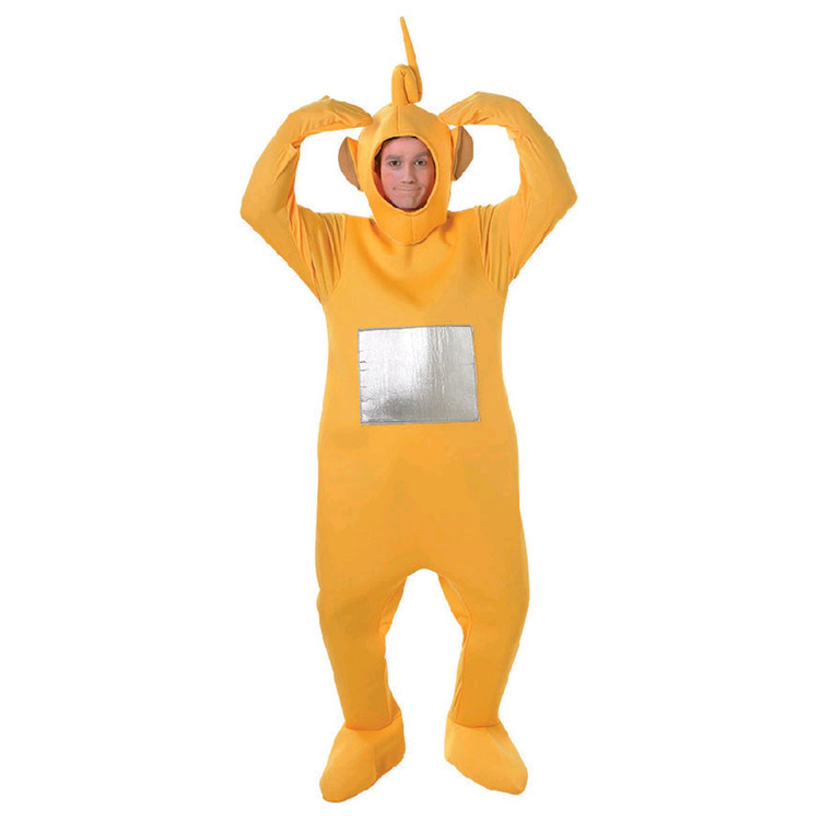 Teletubbies - Laa-Laa Adult Costume