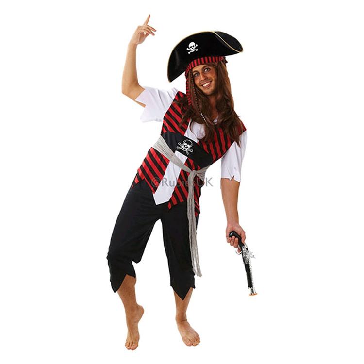 Pirate Mens Costume