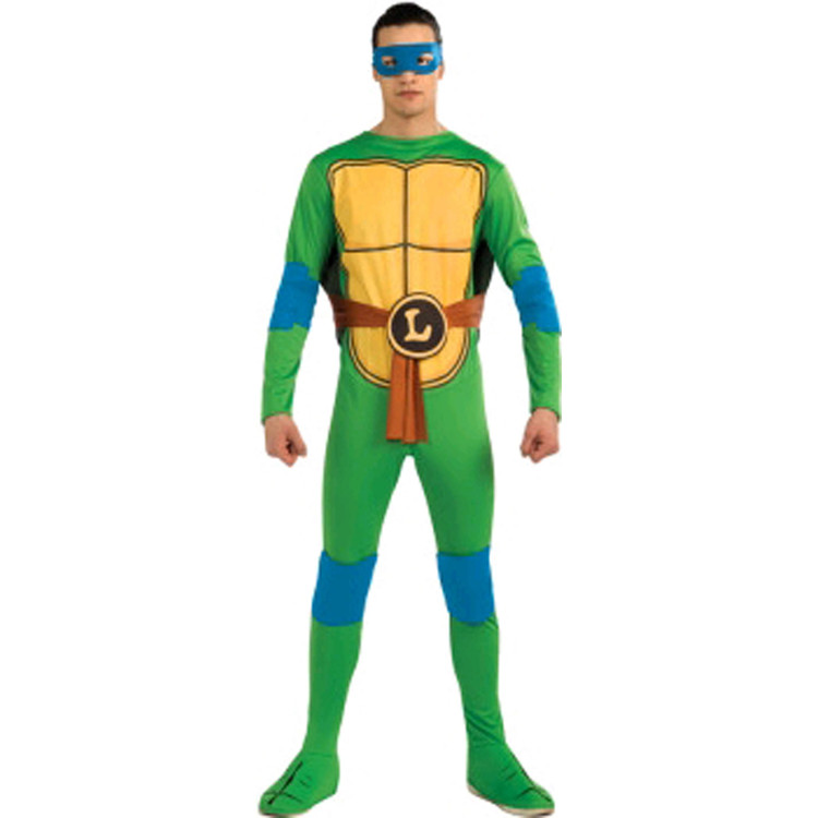 Teenage Mutant Ninja Turtles LEONARDO Men's Costume