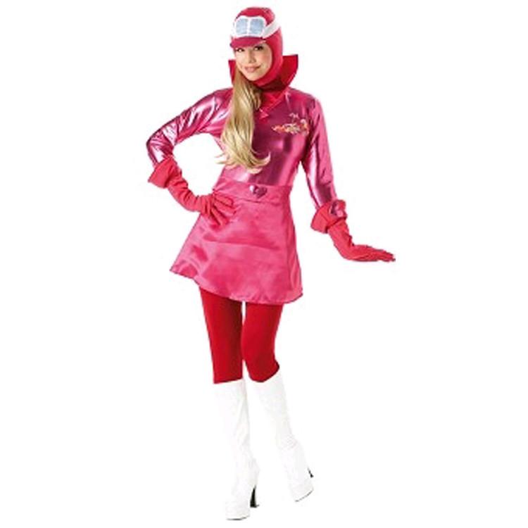 PENELOPE PITSTOP Women Wacky Races Costumes