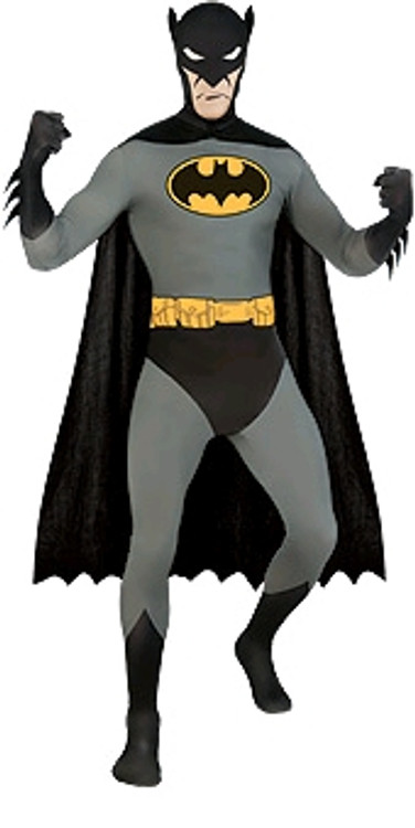 Batman - 2nd Skin Mens Costume