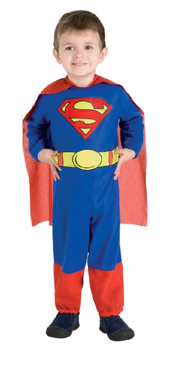 Superman Superhero Toddler Costume