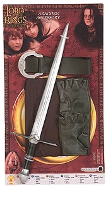 Lord Of Rings ARAGORN BLISTER KIT