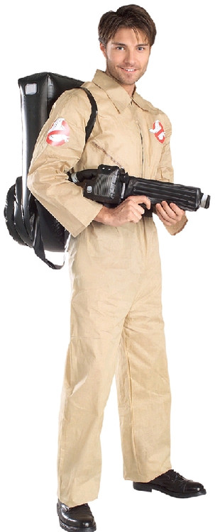 Ghostbusters Standard Mens Costume