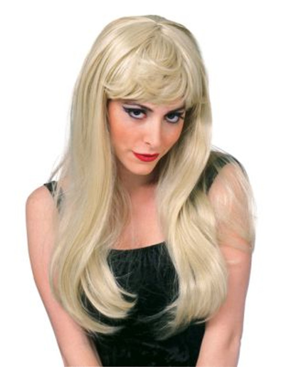 Long Glamour Wig - Blond