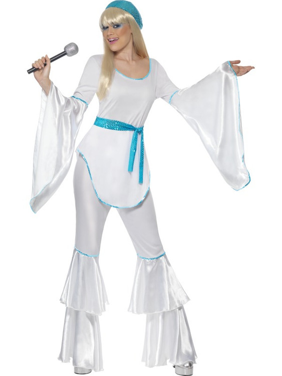 1970s Disco Queen Womens Costume