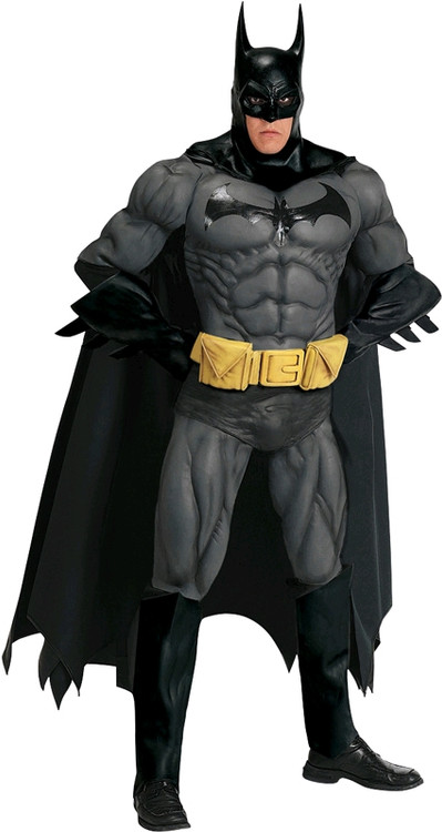 Batman Classic Collectors Edition Mens Costume