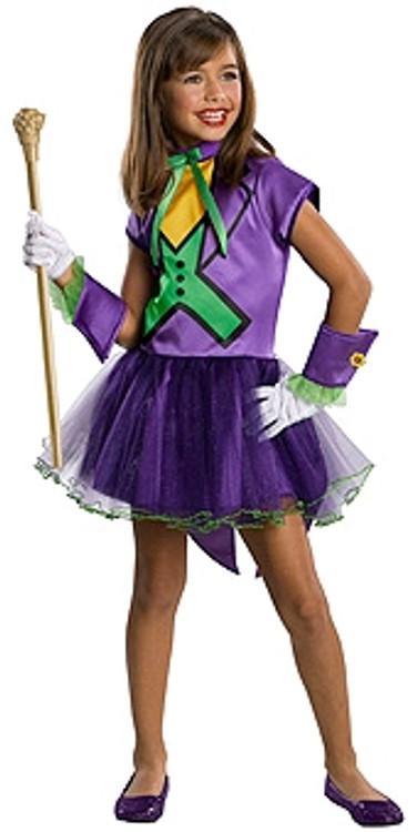 The Joker Girl Costume
