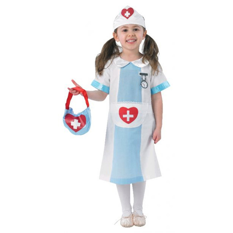 Nurse Childs Costume
