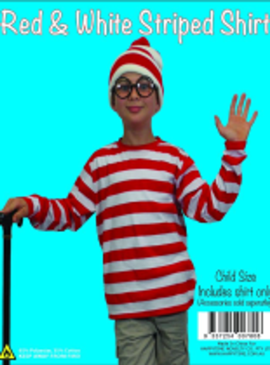 Wheres Wally / French Kids Shirt