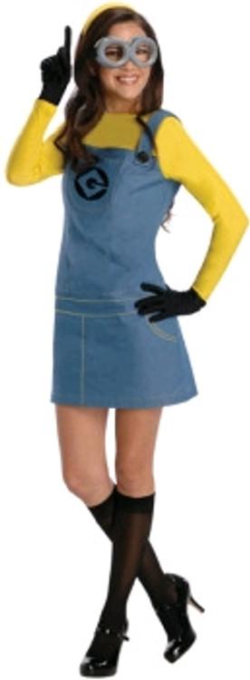 Despicable Me Minion Womens Costume