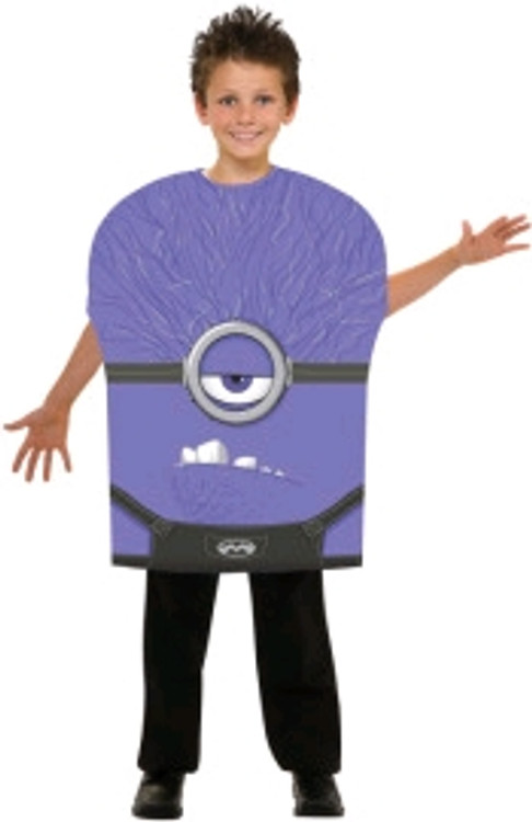 Despicable EVIL FOAM MINION Kids Costume