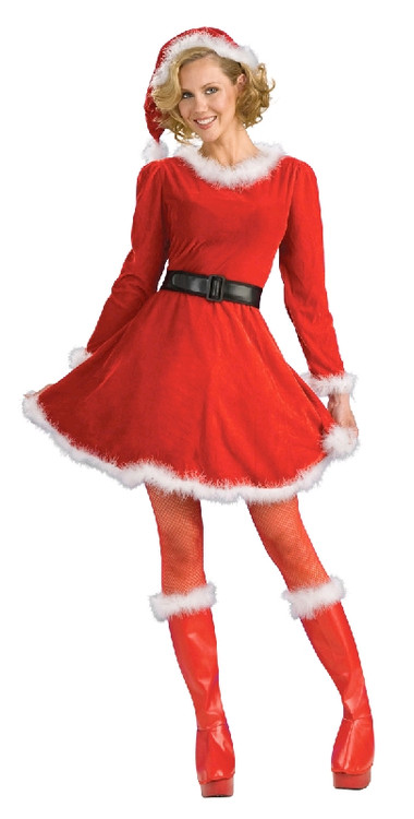 MRS CLAUS Cutie Womens Costume