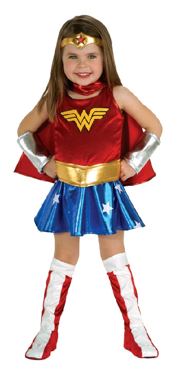 WONDER WOMAN - SIZE TODDLER