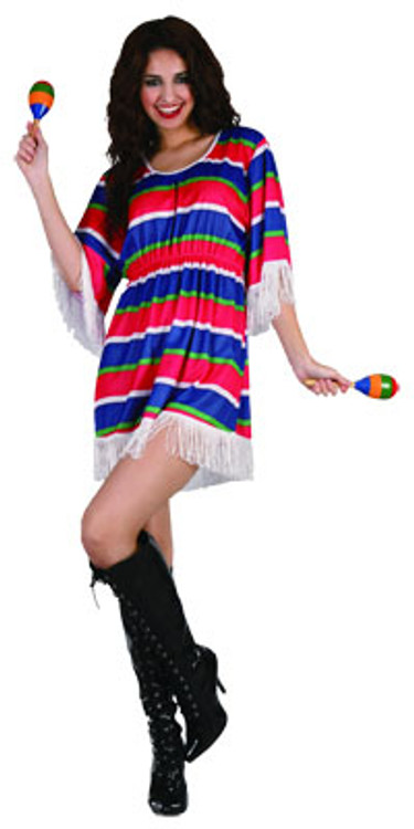 Mexican Women's Costume