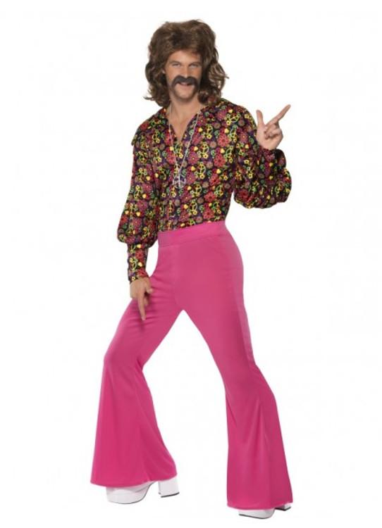 1960s CND Slack Suit Men's Costume