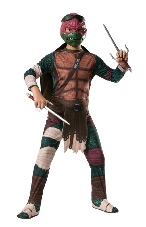 Teenage Mutant Ninja Turtle - RAPHAEL CHILD Costume