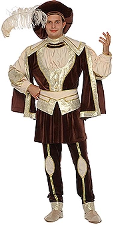 RENAISSANCE MAN Costume