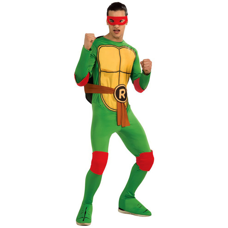 Teenage Mutant Ninja Turtles RAPHAEL Men's Costume