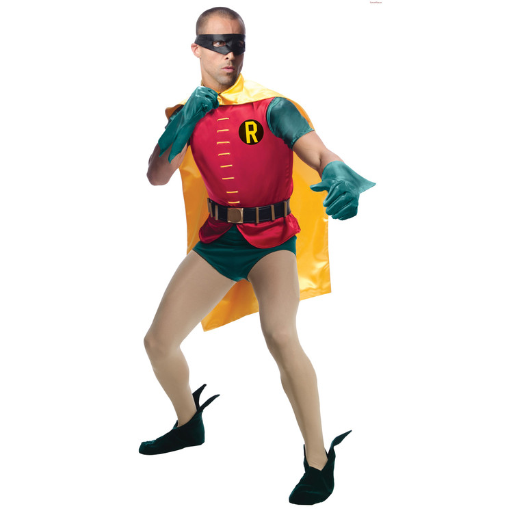 Batman - Robin GRAND HERITAGE ROBIN 1966 Costume