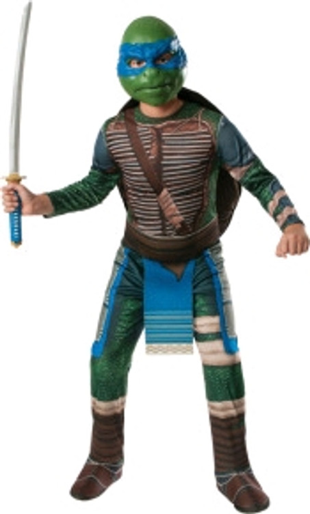 Teenage Mutant Ninja Turtles Leonardo Deluxe Men's Costume