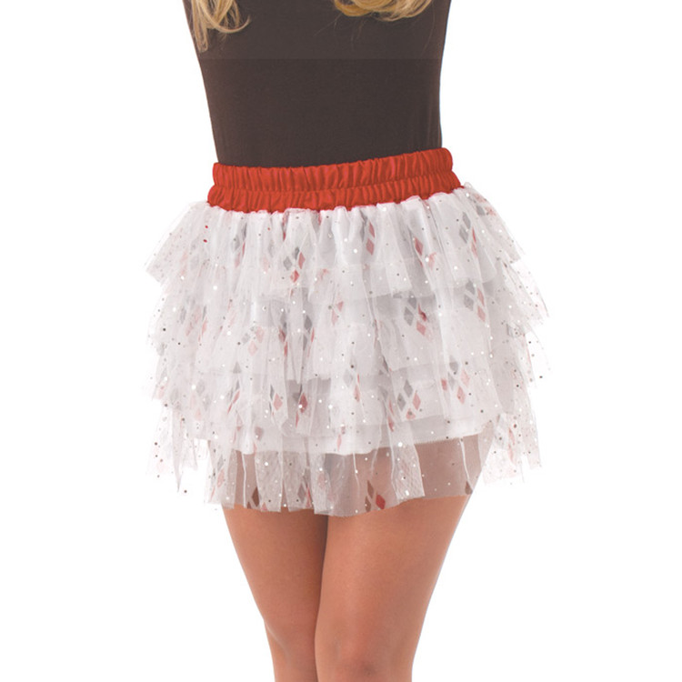 Batman Harley Quinn Skirt Womens Costume