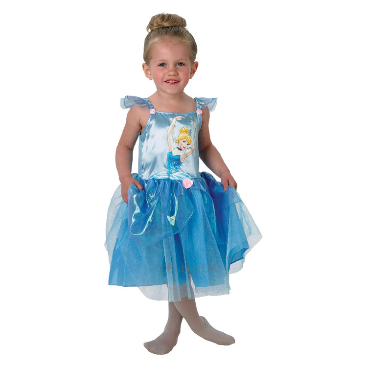 Cinderella Ballerina Infant Toddler Costume
