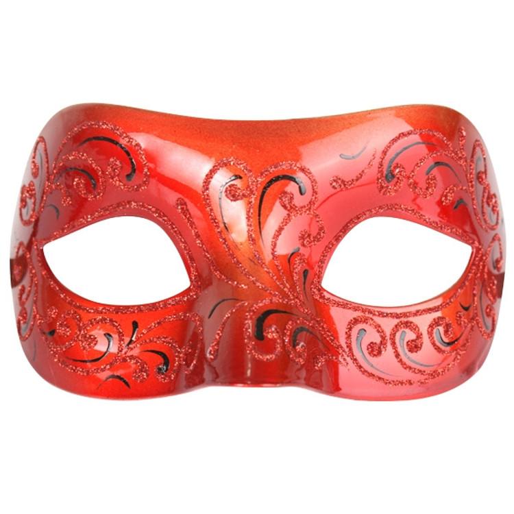 Elegenza Red  Eye Mask