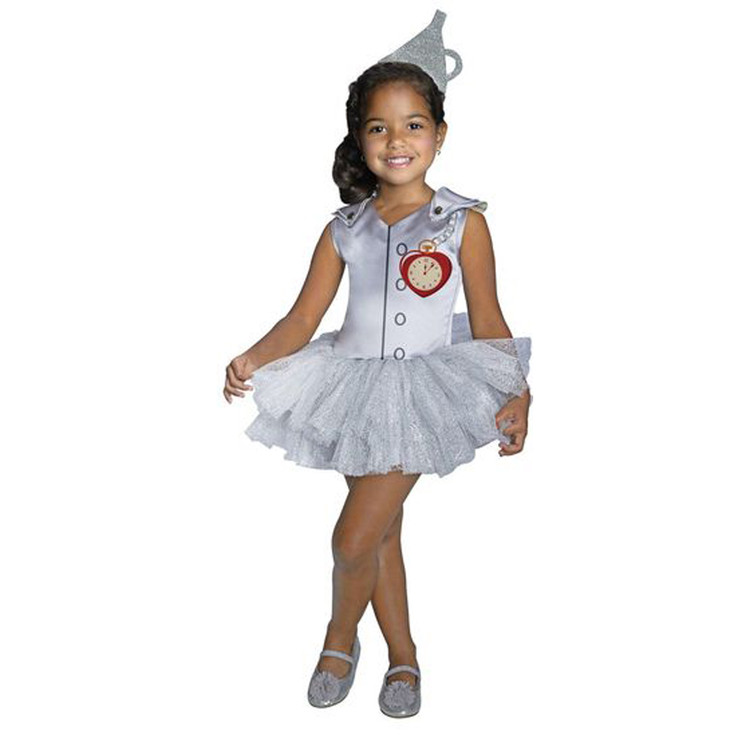 Wizard of Oz - Tinman Girls Tutu Costume