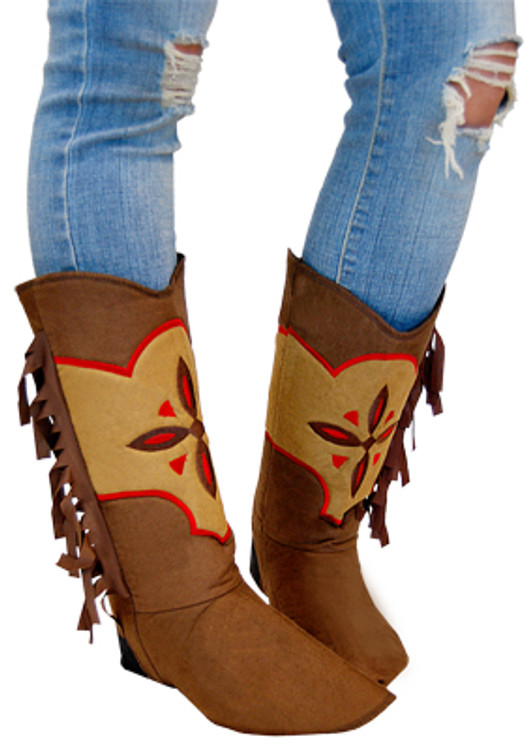 Cowgirl Boot Covers
