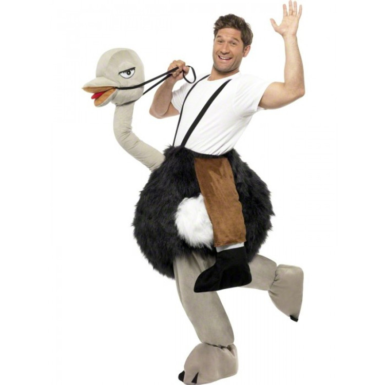 Ostrich Animal Adult Costume e58897989f8f
