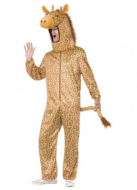 Giraffe Adult Animal Costume