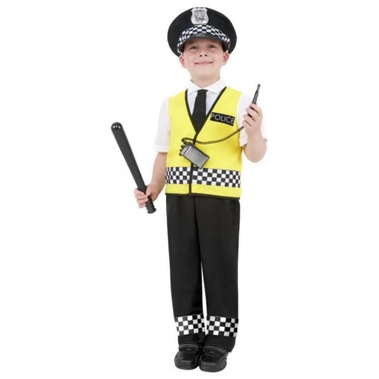 Police Kids Costume