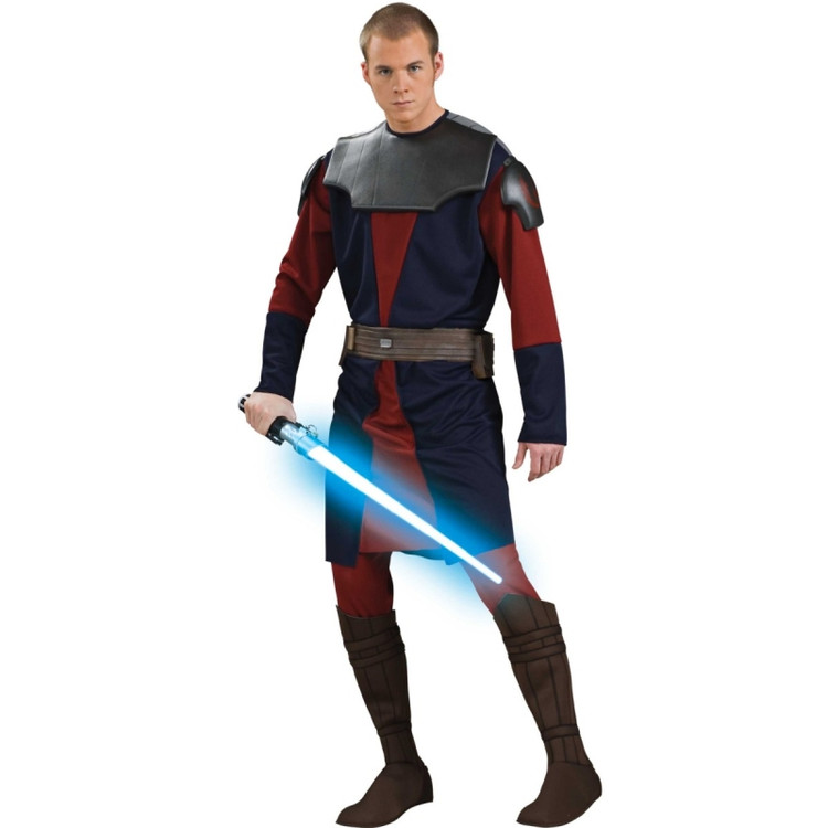 Star Wars - Anakin Skywalker - Clone Wars Mens Costumes