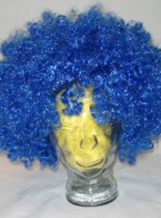 Dr. Seuss Cat in the Hat - Thing 1 and Thing 2 Afro Wig
