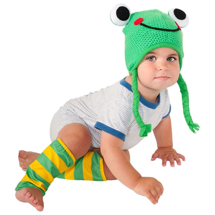 Frog Infant Costume Kit