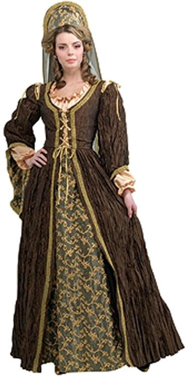 Medieval Renaissance Anne Boleyn Grand Heritage Womens Costume