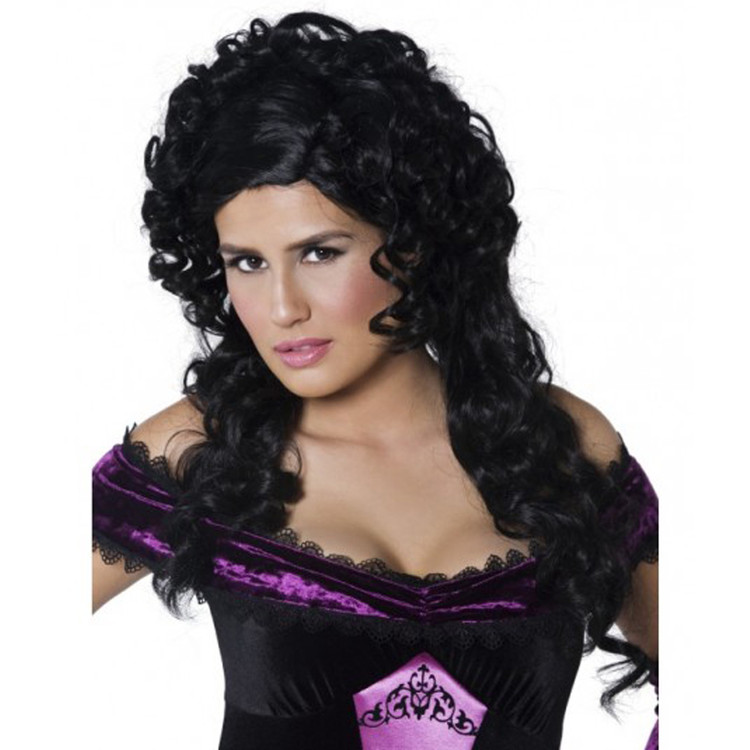 Vampire Gothic Countess Wig